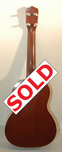Gibson Tenor wooden ukulele for sale. Picture 3